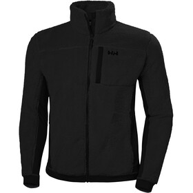 Helly Hansen Juell Giacca in pile Uomo, ebony